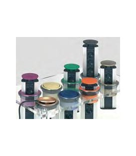 Leergehäuse EVOline Port Color