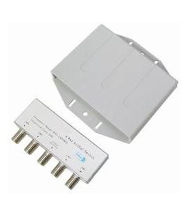 DiSEqC 4/1 V.2.0 mit Wetterschutz Umschalter für 4 LNB Full HD