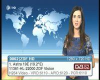 HDTV Bild